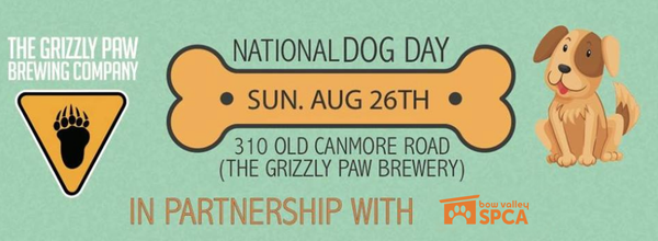 National Dog Day Graphic